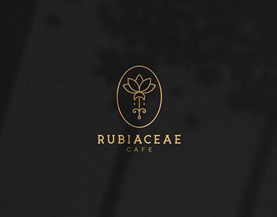 Rubiaceae Café   Logo Design