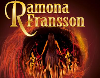 Cover Swedish crime novel Ramona Fransson 2015