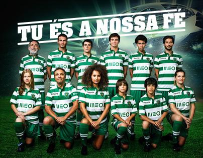 TU ÉS A NOSSA FÉ | SCP GAMEBOX 14'15