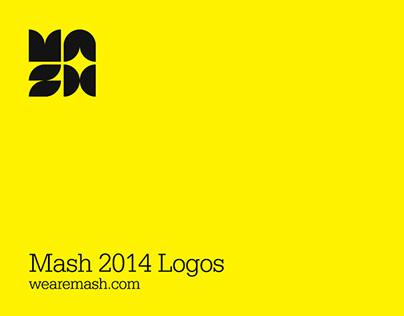 MASH 2014 Logos