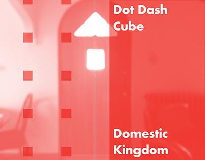 DotDashCube: Oversize Lyric Book