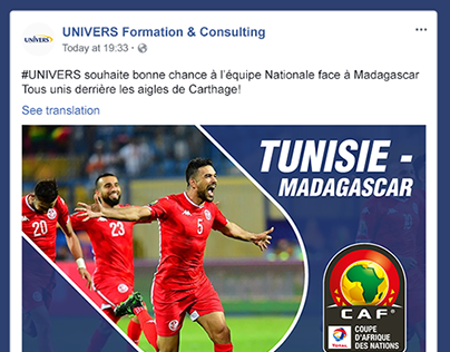 UNIVERS Formations & Consulting