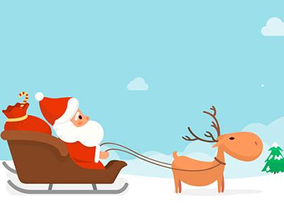 Banner Christmas activities