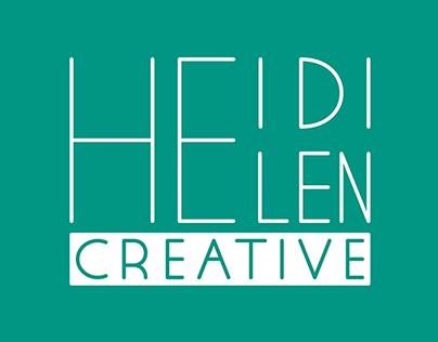 Branding - Heidi Helen Creative