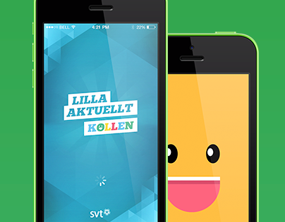 SVT Quiz app for kids
