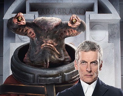"""Doctor Who - Series 8 """"Time Heist"""""""