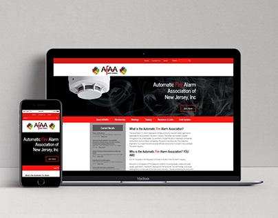 AFAANJ Website