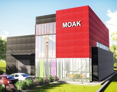 Moak Offices and Storehouse, Bucharest
