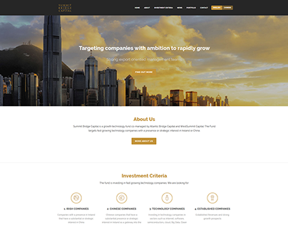 Summit Bridge Capital Website