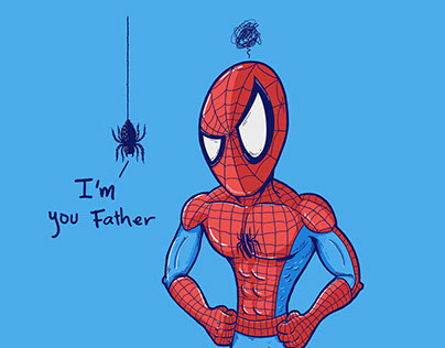 I'm you father...