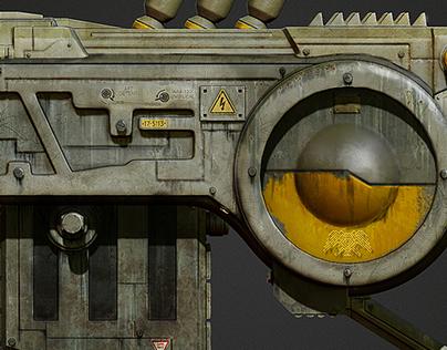 Thermite-Railgun