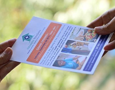 Grameen PrimaCare Volunteering opportunity