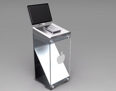 Apple kiosk