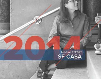 SF CASA Annual Report 2014