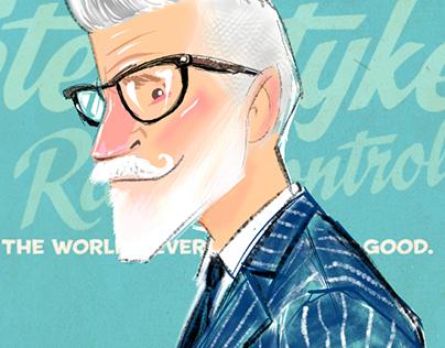 The Stereotykes Sketchbook