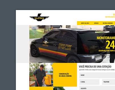 Site Vila Rica