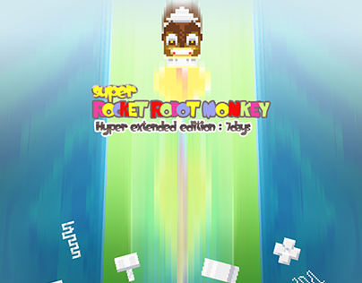 Super Rocket Robot Monkey - Game Design