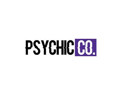 Identidade Visual - PSYCHIC COMPANY