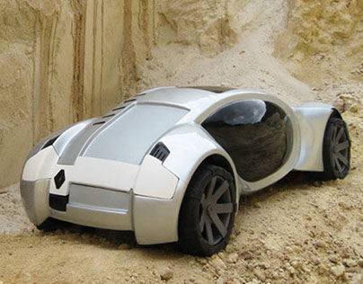 Renault 4x4 concept