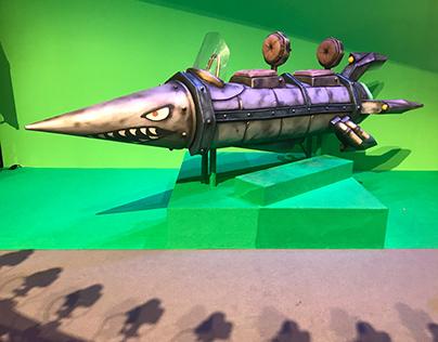 OK cosmos! 180° - World of Warcraft at gamescom 2018