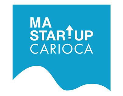 Logo - Ma Startup Carioca