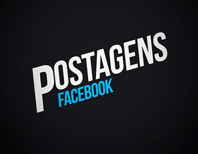 POSTAGENS FACEBOOK