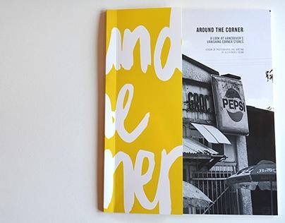 Editorial Design   Around the Corner