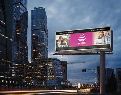 WAKE Branding Project