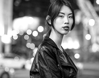 NIGHTTIME WITH KARYN by Juliana Soo