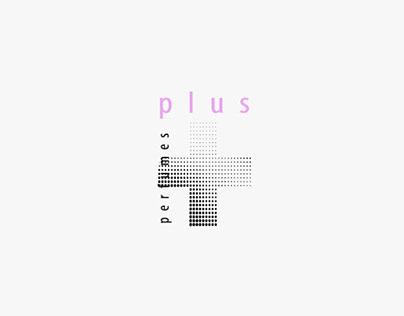 Logotype concept for Parfumes Plus