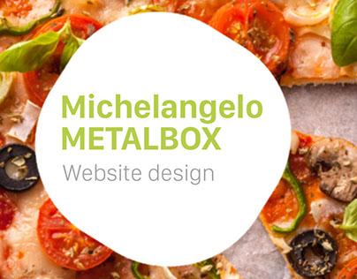 UI Michelangelo Metalbox