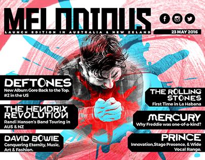 Melodious – ePub