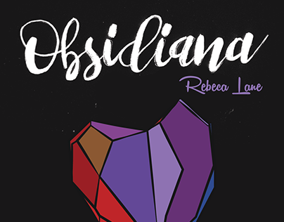 Obsidiana by Rebeca Lane
