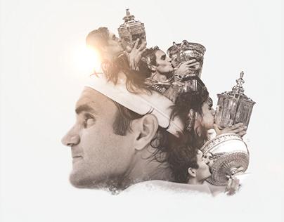 ROGER FEDERER - The Grand Slam