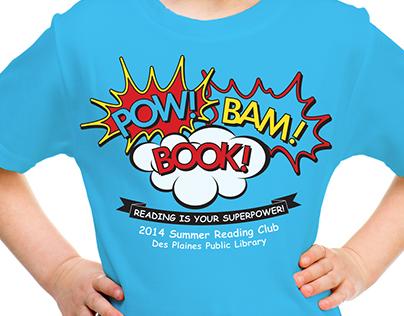 POW! BAM! BOOK! 2014 Summer Reading Club
