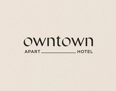 Owntown. Нейминг отеля