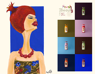 Fresh Beauty collection