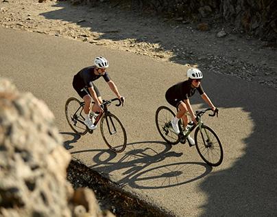 Cycling in Cadaqués