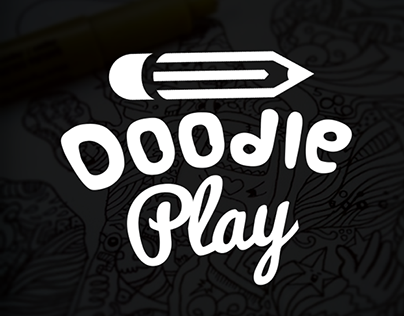 DOODLE PLAY 3 - A Doodle Art Project