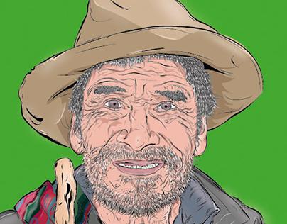 Masin tierra de personas generosas - Sr. Vicente Vega