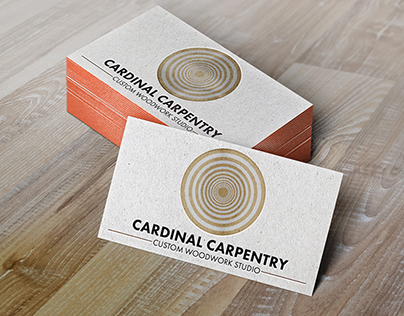 Cardinal Carpentry Branding