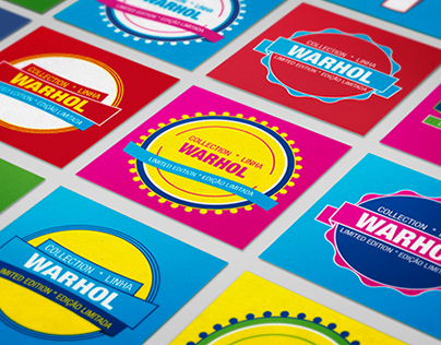 Warhol & Wesselmann Collections