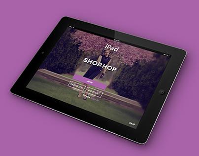 ShopHop App Design
