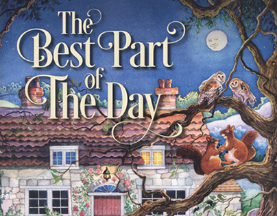 The Best Part of the Day/children's book