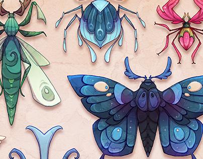 Otherworldly Entomology
