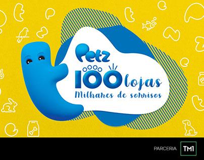 Petz 100 Lojas
