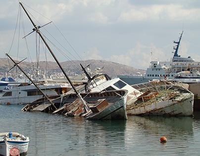 Wrecks 2014 art photos by Manuel surrealist