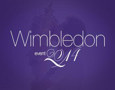 Wimbledon Event 2014