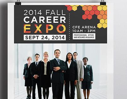 Fall Career Expo 2014 - UCF