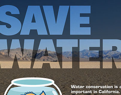 Drought Service Poster